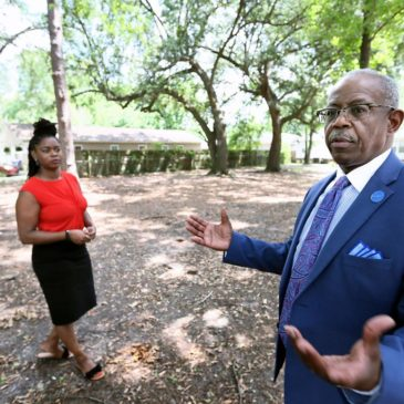 A new model for affordable housing in North Charleston? Charity Baptist Church may have it.